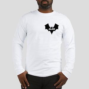 BLACK BAT ALAN Long Sleeve T-Shirt
