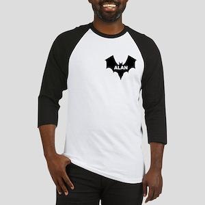 BLACK BAT ALAN Baseball Jersey