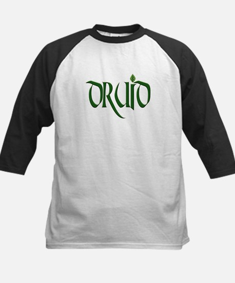 Kids Druid Baseball Jersey