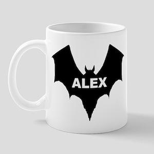 BLACK BAT ALEX Mug