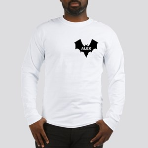 BLACK BAT ALEX Long Sleeve T-Shirt