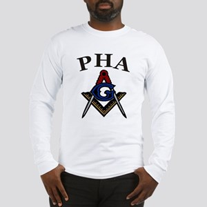 Prince Hall Mason S&C Long Sleeve T-Shirt