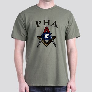 Prince Hall Mason S&C Dark T-Shirt
