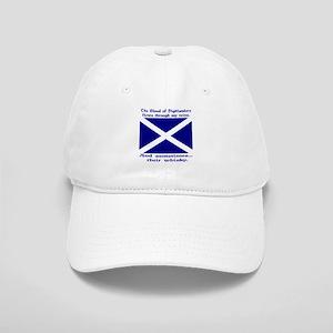 Scottish Blood & Whisky St. A Cap