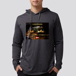 Stunning! Salzburg in Austria Long Sleeve T-Shirt