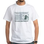Carnegie Steel 1890 White T-Shirt