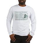 Carnegie Steel 1890 Long Sleeve T-Shirt