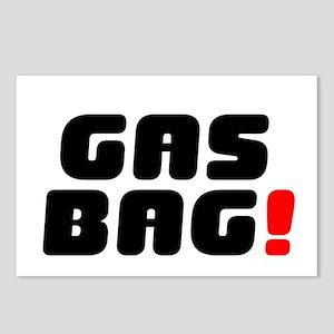 GASBAG! Postcards (Package of 8)