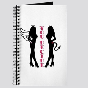 Angel or Devil Journal