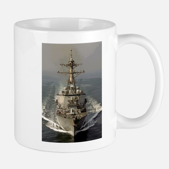 USS Churchill DDG-81 Mug