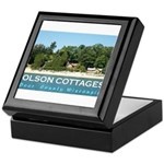 Olson Cottages Keepsake Box