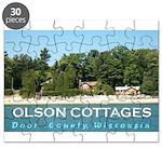 Olson Cottages Puzzle