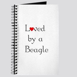 Loved by a Beagle Journal