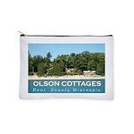 Olson Cottages Makeup Bag