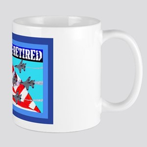 Mug-AIR FORCE-RETIRED-Jets