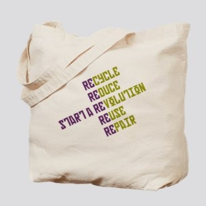 Start a Revolution Tote Bag