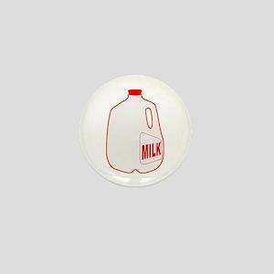 Milk Jug Mini Button