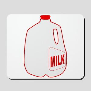 Milk Jug Mousepad