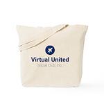 virtual united social club, inc. Tote Bag