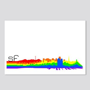 SF Pride Postcards (Package of 8)