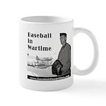 Baseball in Wartime Mug