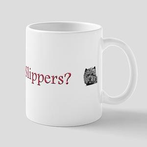 Cairn Terrier Ruby Slippers Mug