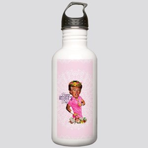 happy mothers day trum Stainless Water Bottle 1.0L