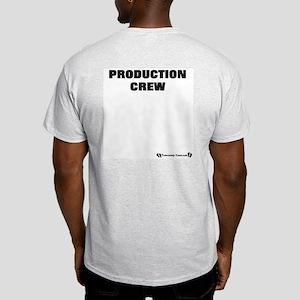 Production Crew Ash Grey T-Shirt