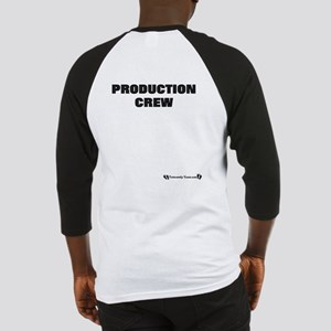 Production Crew Baseball Jersey