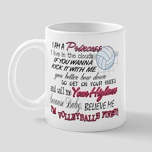 Volleyball's Finest Mug