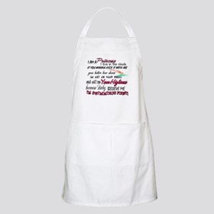 Swimming's Finest BBQ Apron