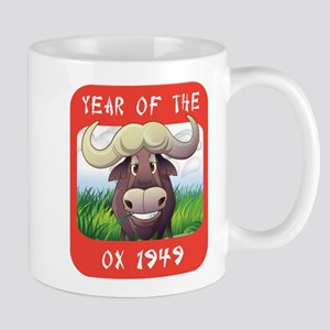 Year of The Ox 1949 Mug