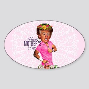 happy mothers day trump Sticker