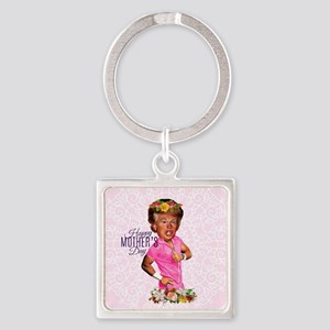 happy mothers day trump Keychains