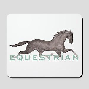 Horse Equestrian Mousepad