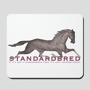 Standardbred Horse Mousepad