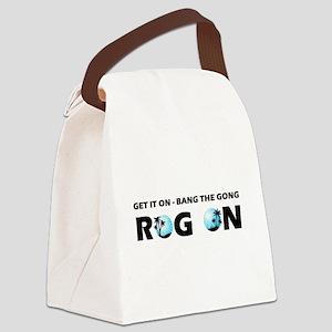 ROG ON - Roger Boggs Canvas Lunch Bag