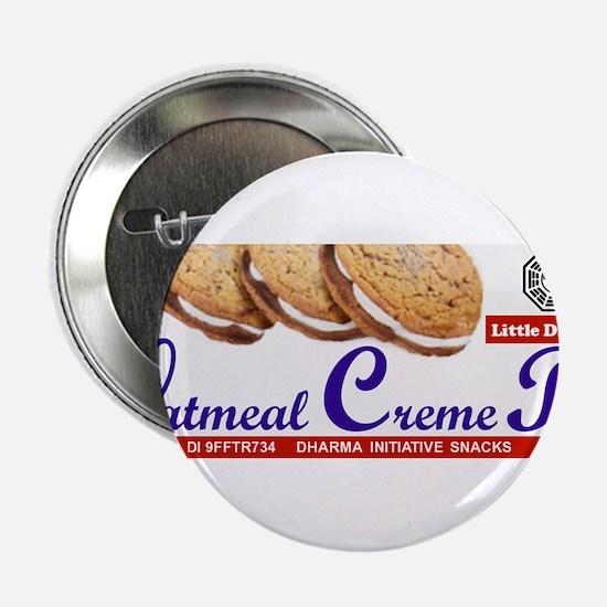 "Dharma Creme Pies 2.25"" Button"