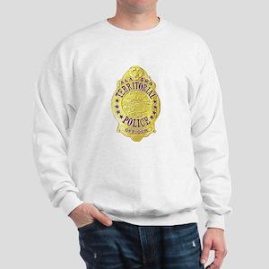 Alaska Territorial Police Sweatshirt