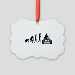 DJ Evolution Ornament