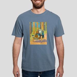 Franklin Automobile Ash Grey T-Shirt