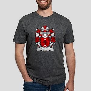 Kosciesza Family Crest White T-Shirt