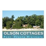 Olson Cottages Postcards (Package of 8)
