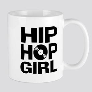 Hip Hop Girl Mug