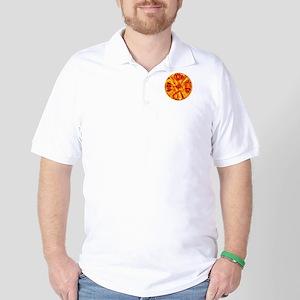 Peace Golf Shirt