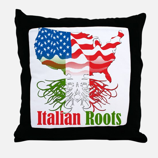 Cool The roots Throw Pillow