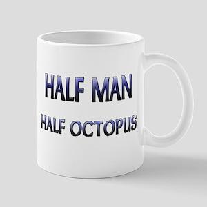 Half Man Half Opossum Mug