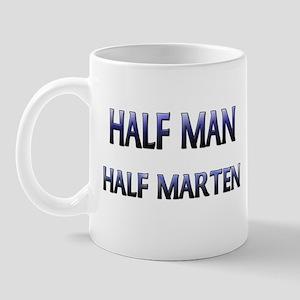 Half Man Half Marten Mug