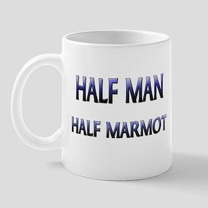 Half Man Half Marmot Mug