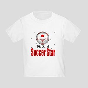 Future Soccer Star Japan Toddler T-Shirt